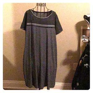 Swing dress worn once
